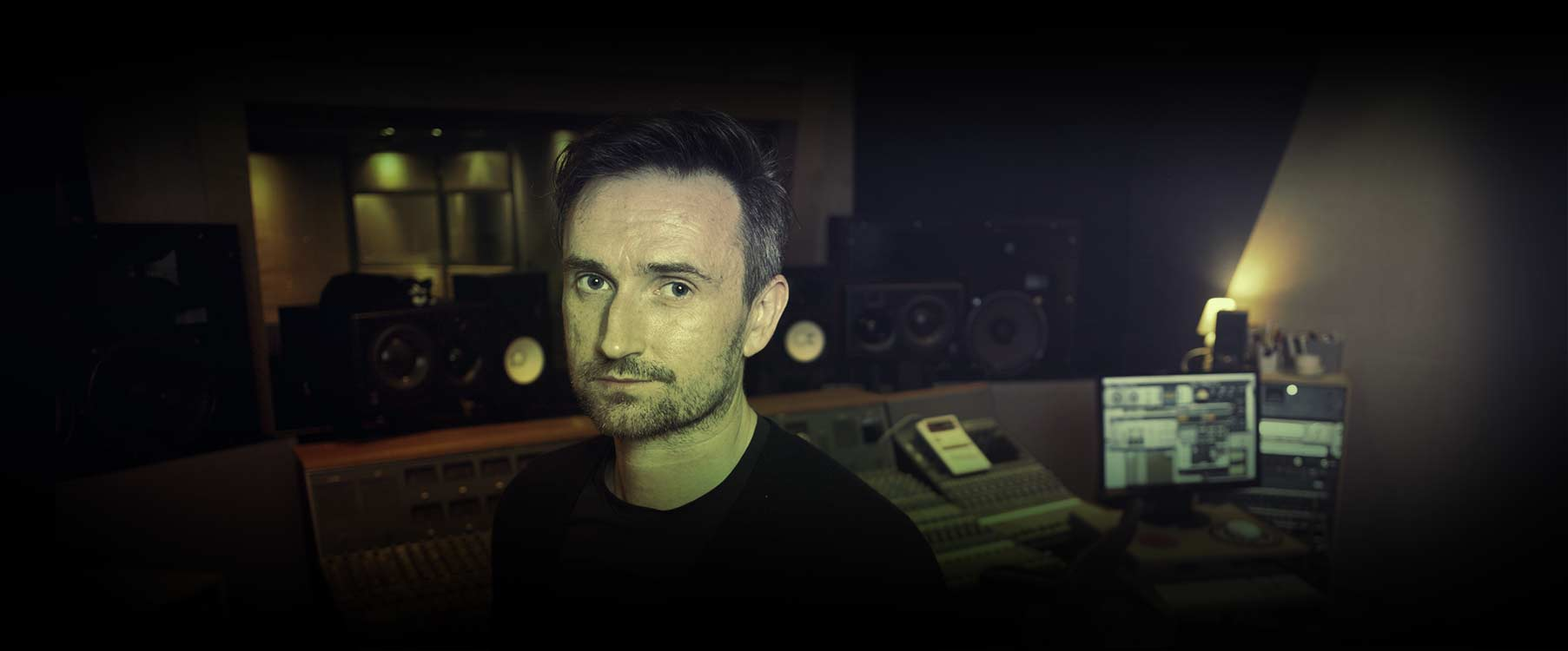 The Cranberries' Noel Hogan's Production Renaissance with UA Hardware and UAD Plug-Ins