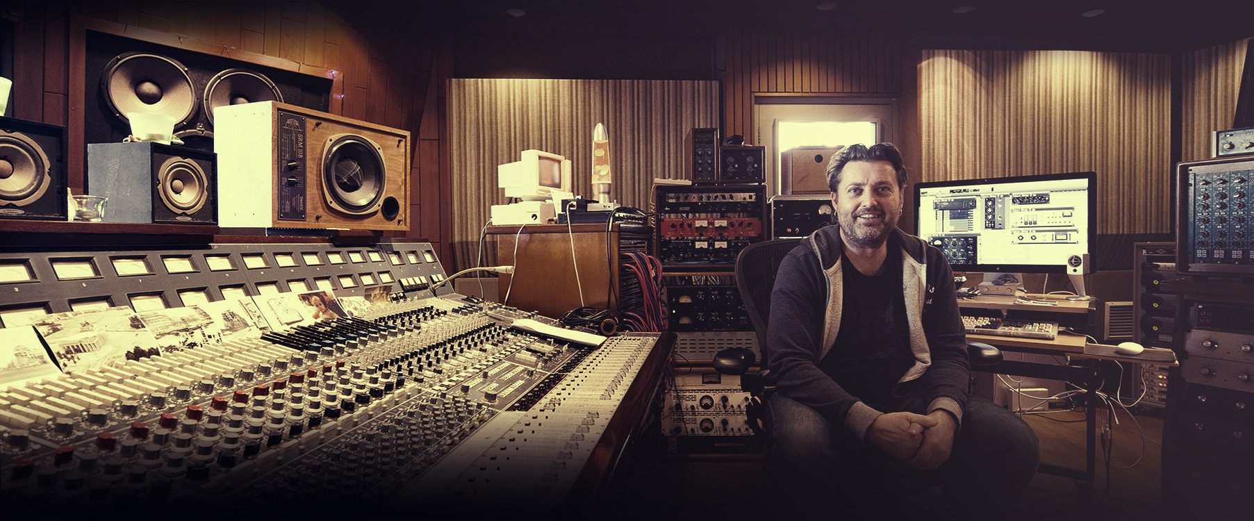 Michael Ilbert Mixes Multi-National Hits with UAD Plug-Ins