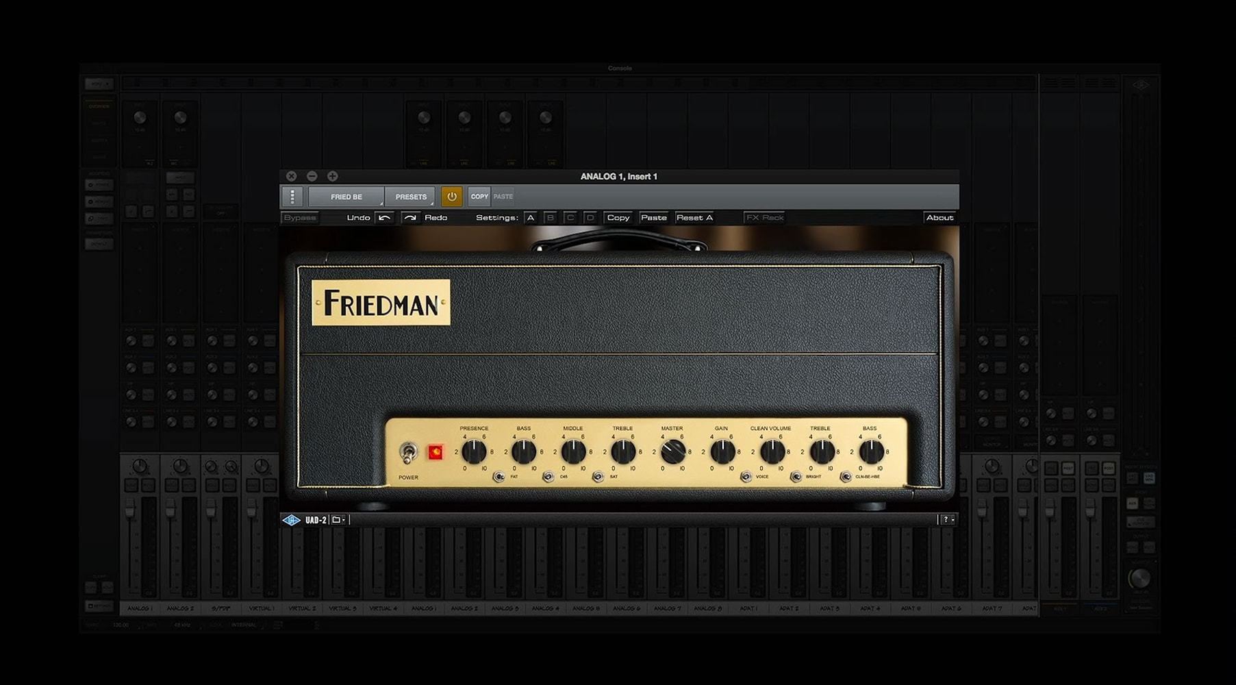 Friedman Amplifiers by Brainworx Plug-In Collection Demo w/ Doug Doppler