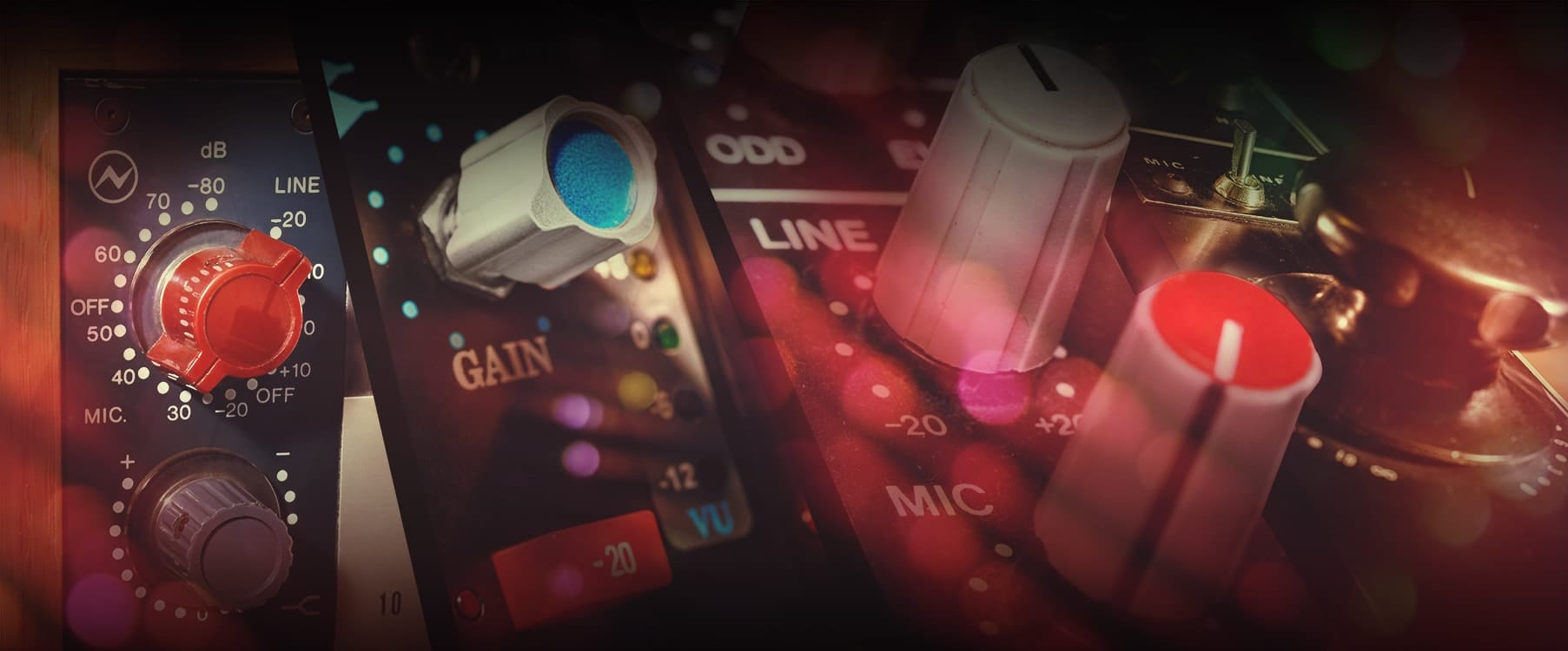 How the Pros Choose Microphone Preamps