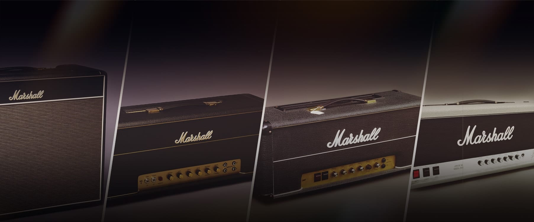 Know Your Marshalls  Amp Models