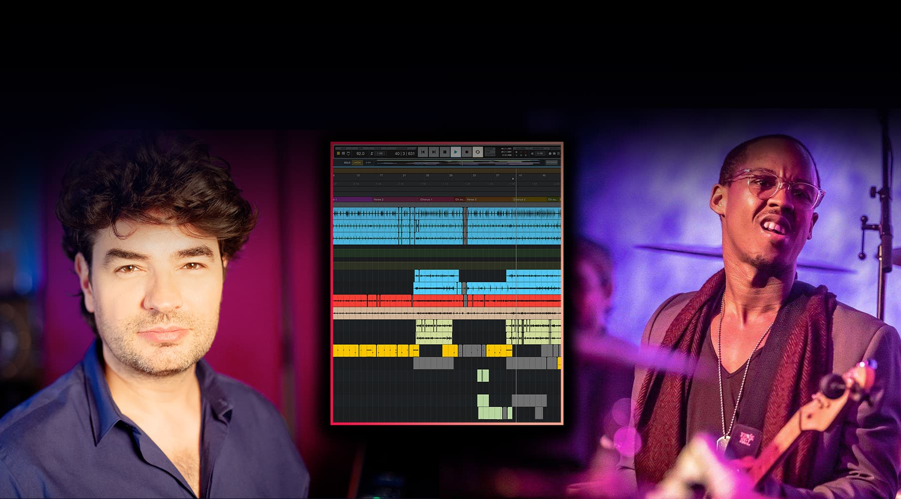 "LUNA Sessions: Louis Cato ""Everyman"""