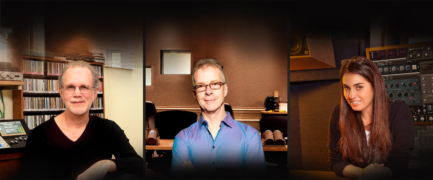Mastering with the Masters. 7 Questions with Famed Mastering Engineers Emily Lazar, Peter Doell, and Bob Katz