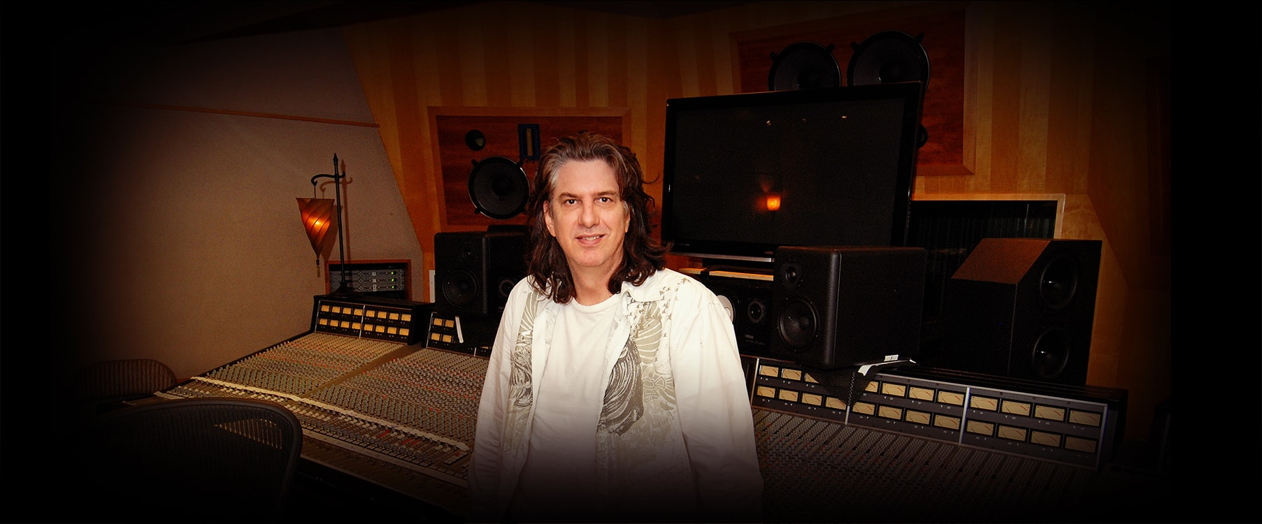 Engineer Extraordinaire Mike Shipley — Behind the Board for Maroon 5, Alison Krauss, and More