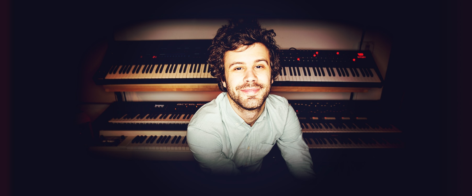 Passion Pit's Michael Angelakos on Apollo, UAD & Creativity