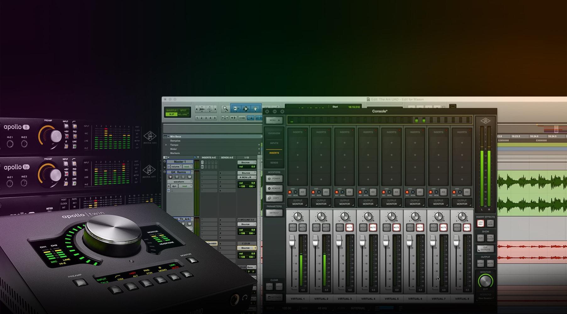 Setting Up Apollo Interfaces w/ Pro Tools