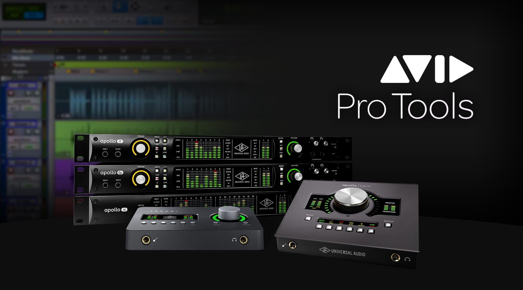Setting Up UA Interfaces with Pro Tools | Universal Audio