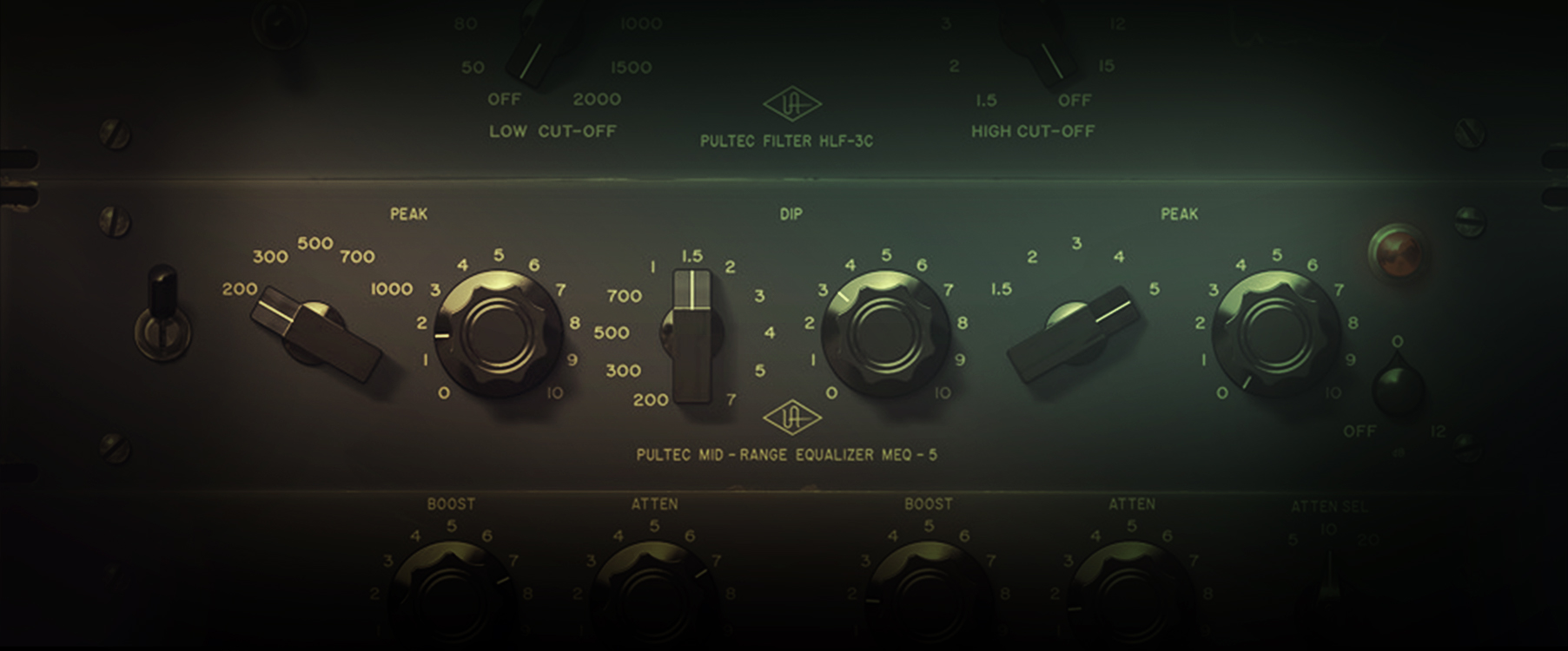 Tips & Tricks — The Pultec Passive EQ Collection