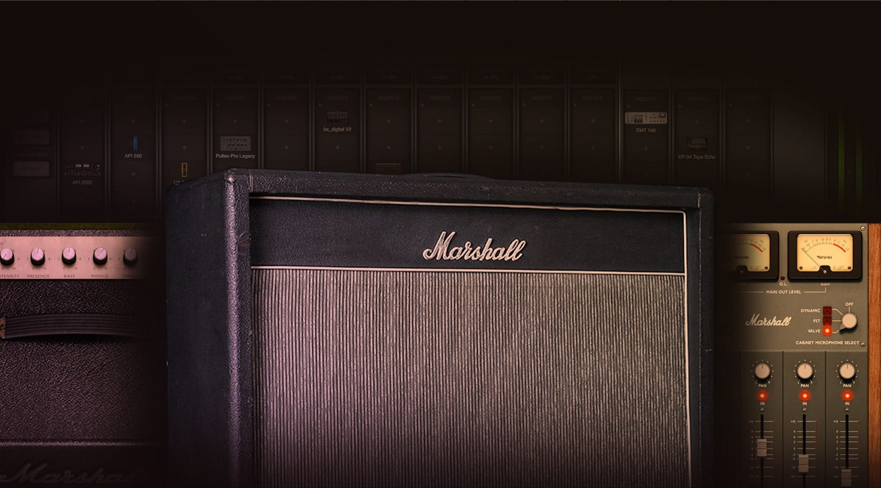UAD Tones & Techniques featuring the Marshall 1962 Bluesbreaker Plug-In