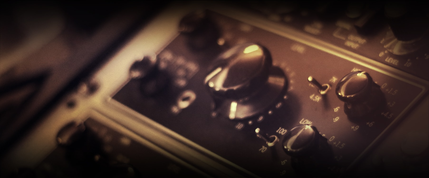 Top 5 Reasons Mic Preamps Matter