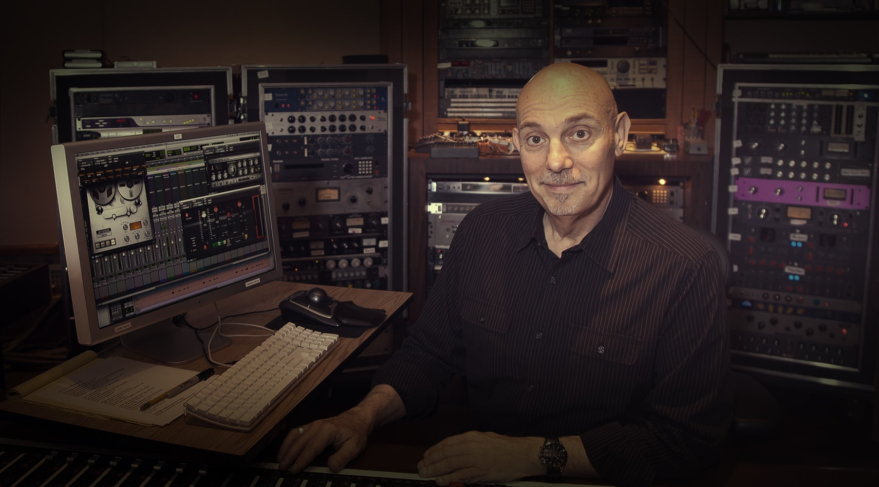 UA Artist Tips — Mixing Vocals with Joe Chiccarelli