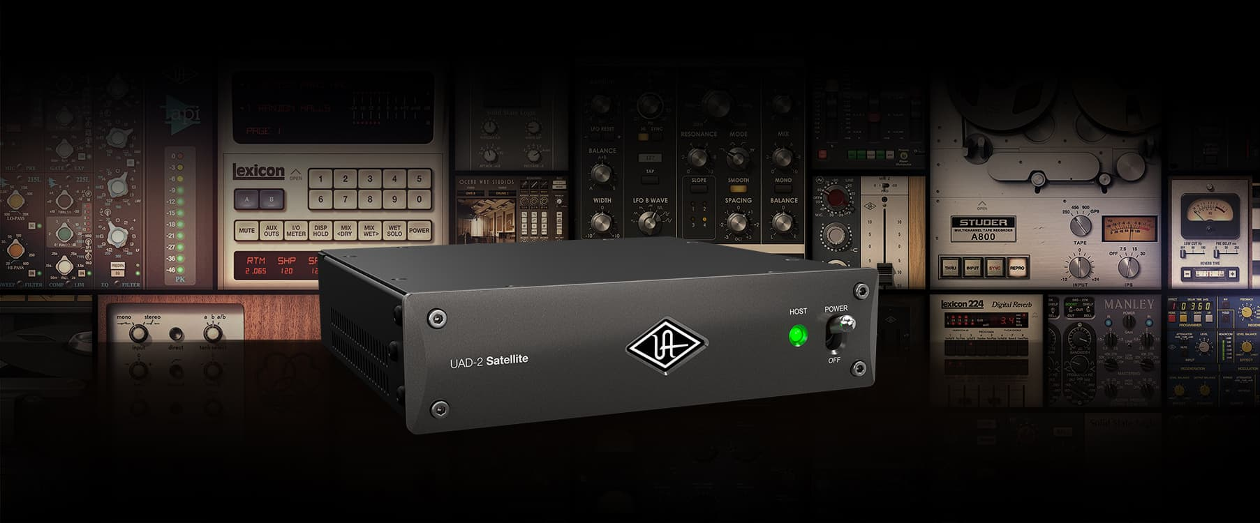 UAD-2 Powered Plug-Ins Basics & FAQ