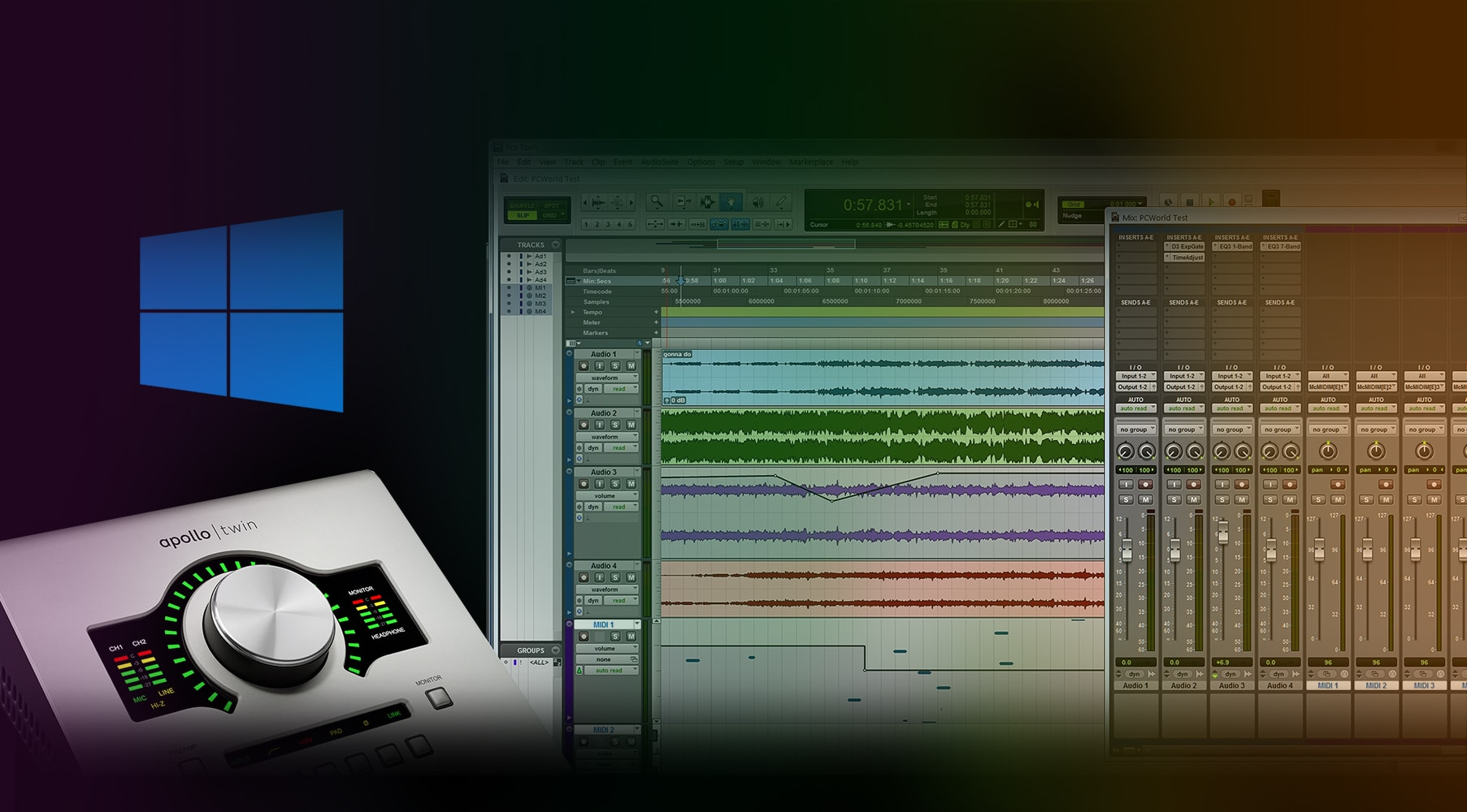 Using Apollo Twin USB with Avid Pro Tools (Full Version)