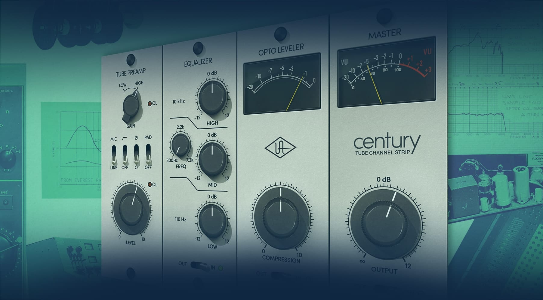 Century Tube Channel Strip™