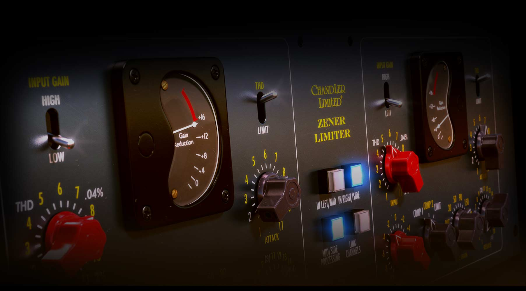 Chandler Limited® Zener Limiter®