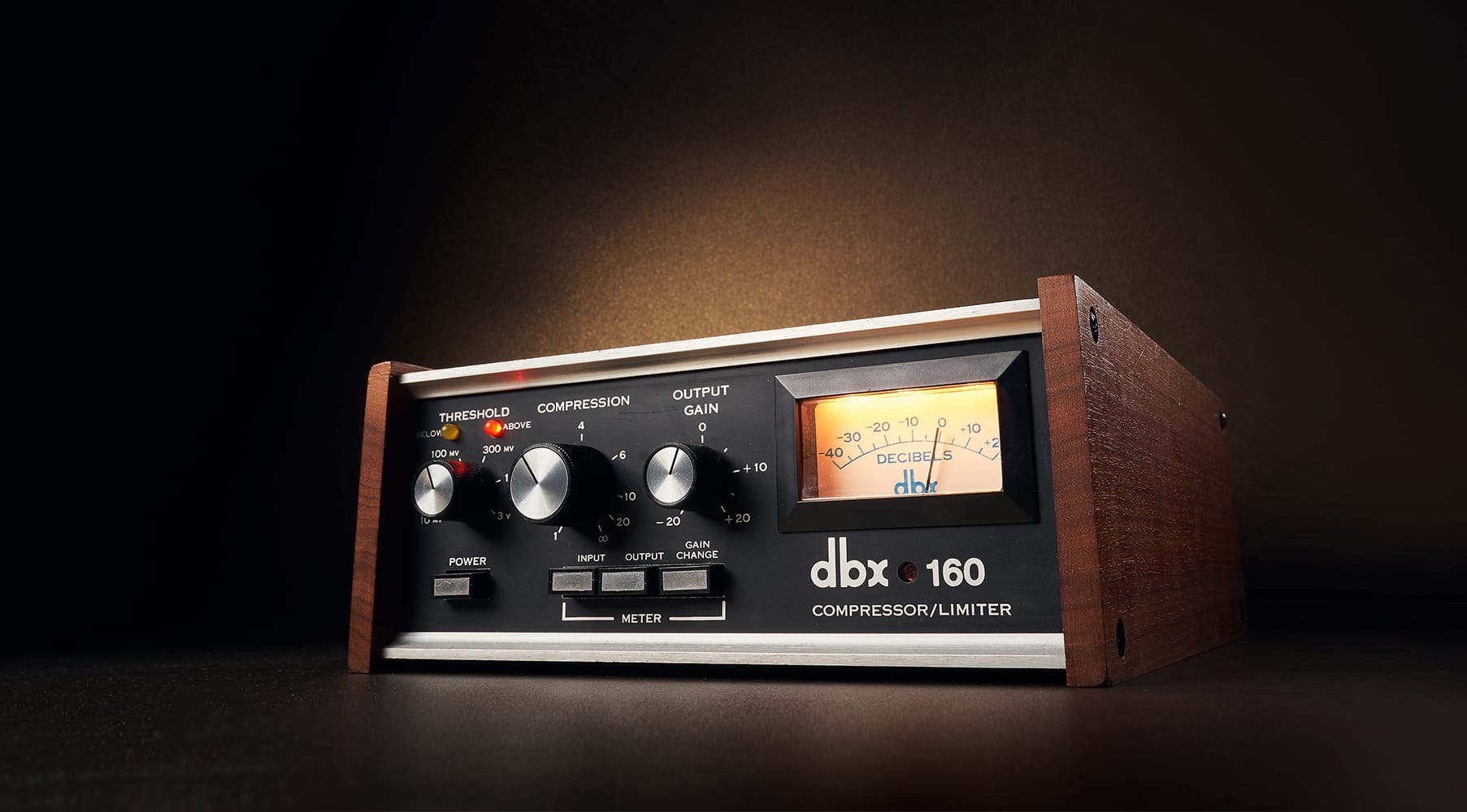 dbx® 160 Compressor/Limiter
