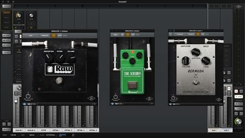 Distortion Essentials Plug-In Demo w/ Doug Doppler