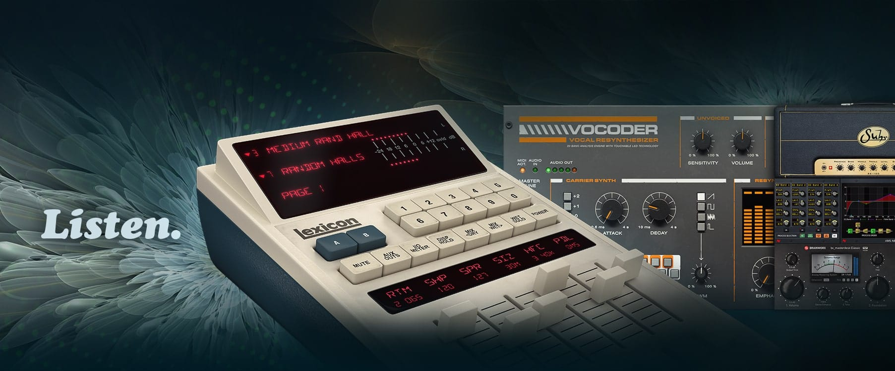 UAD Software v9.7