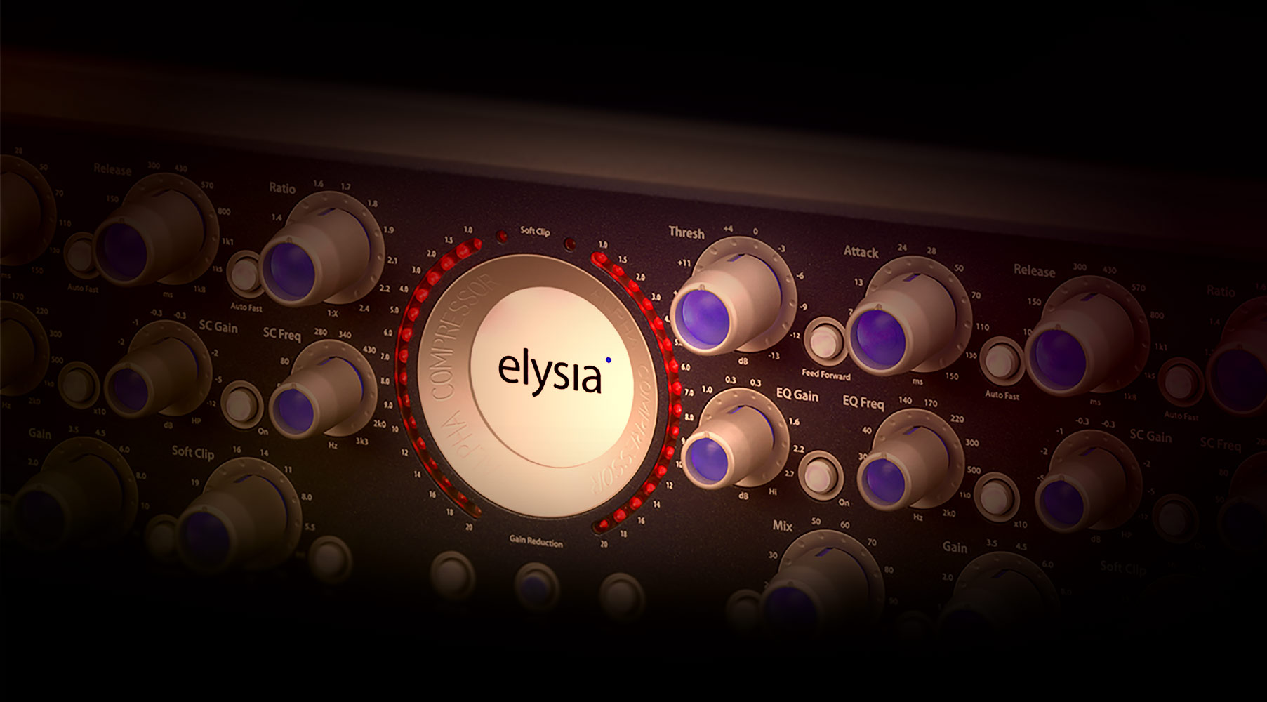 elysia• alpha compressor plug-in Collection