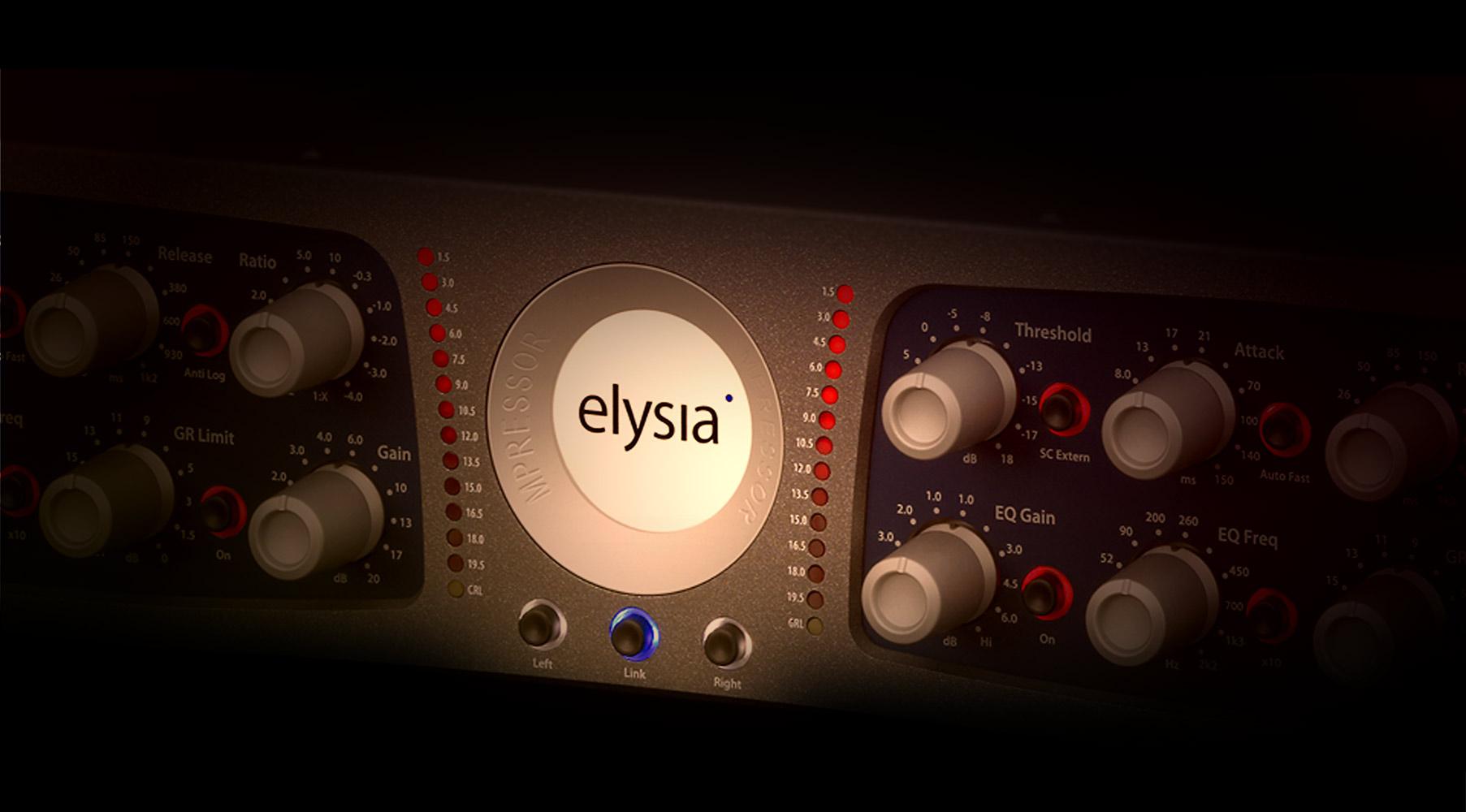Plug-in elysia• mpressor