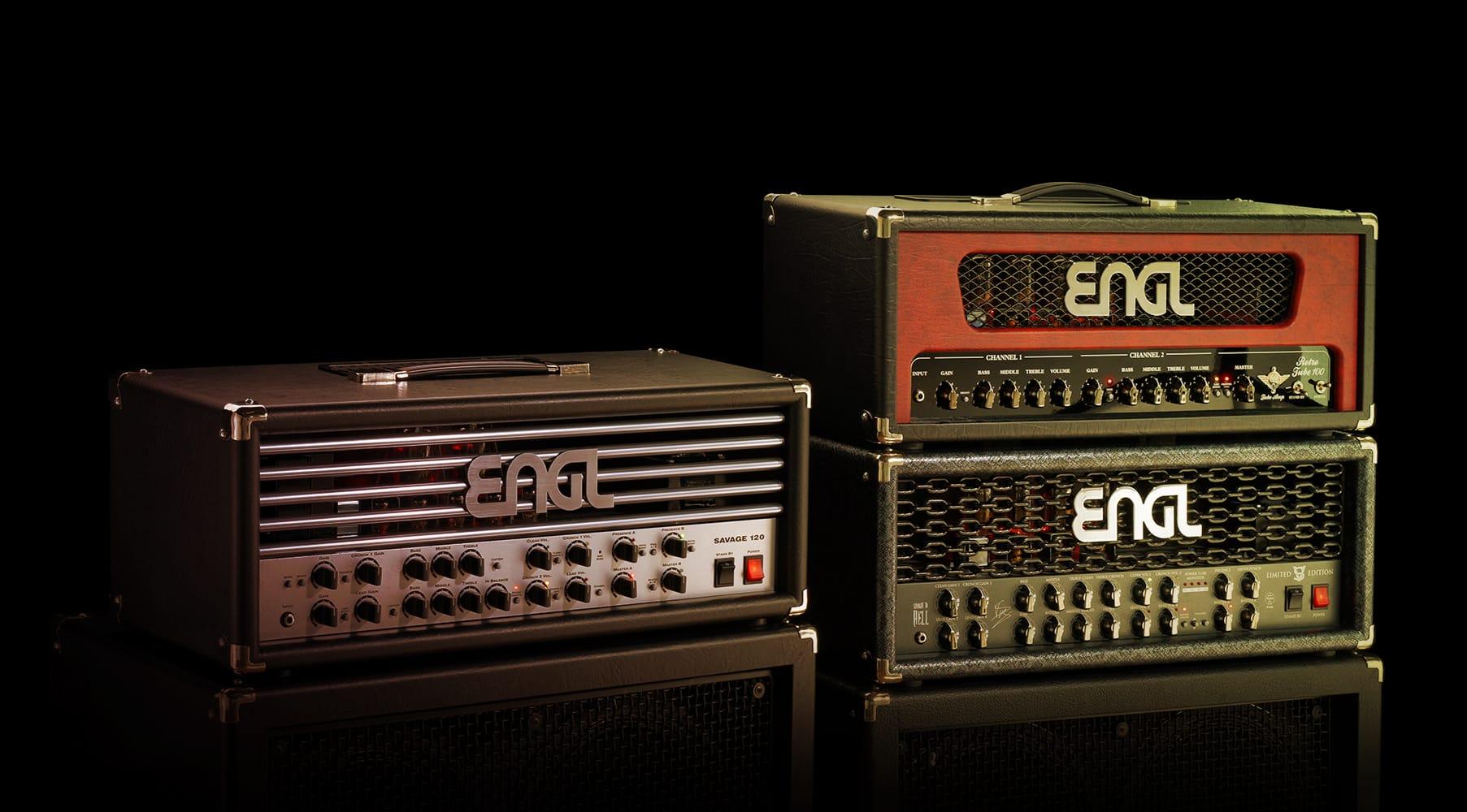 ENGL® Amplifier Plug‑InBundle