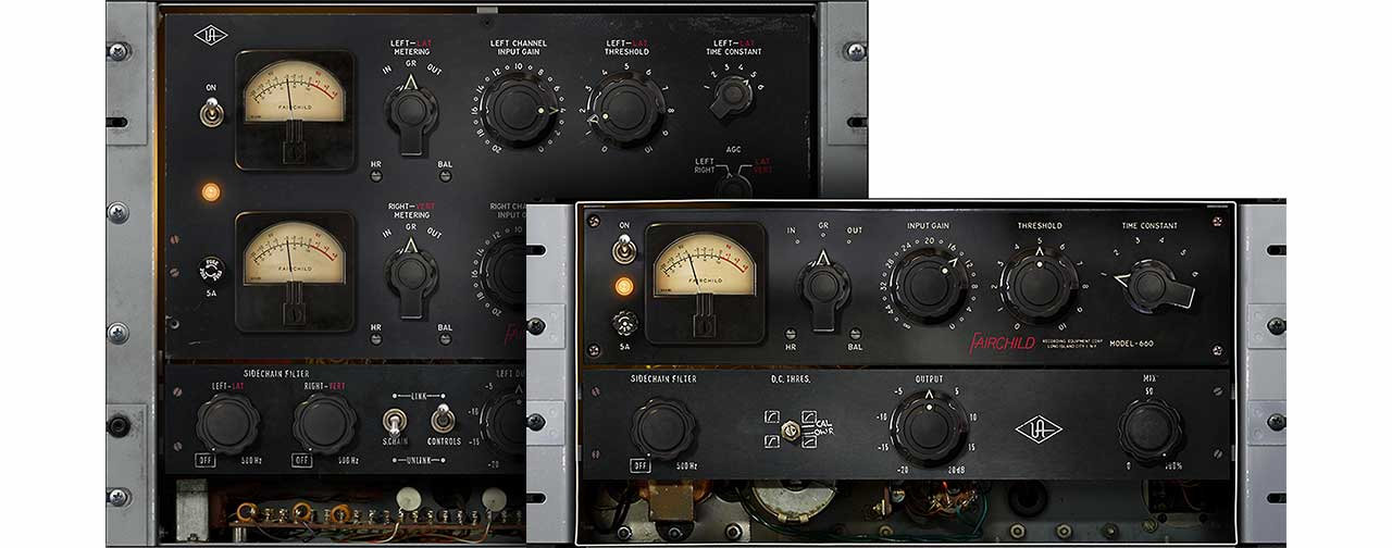Fairchild Tube Limiter Collection
