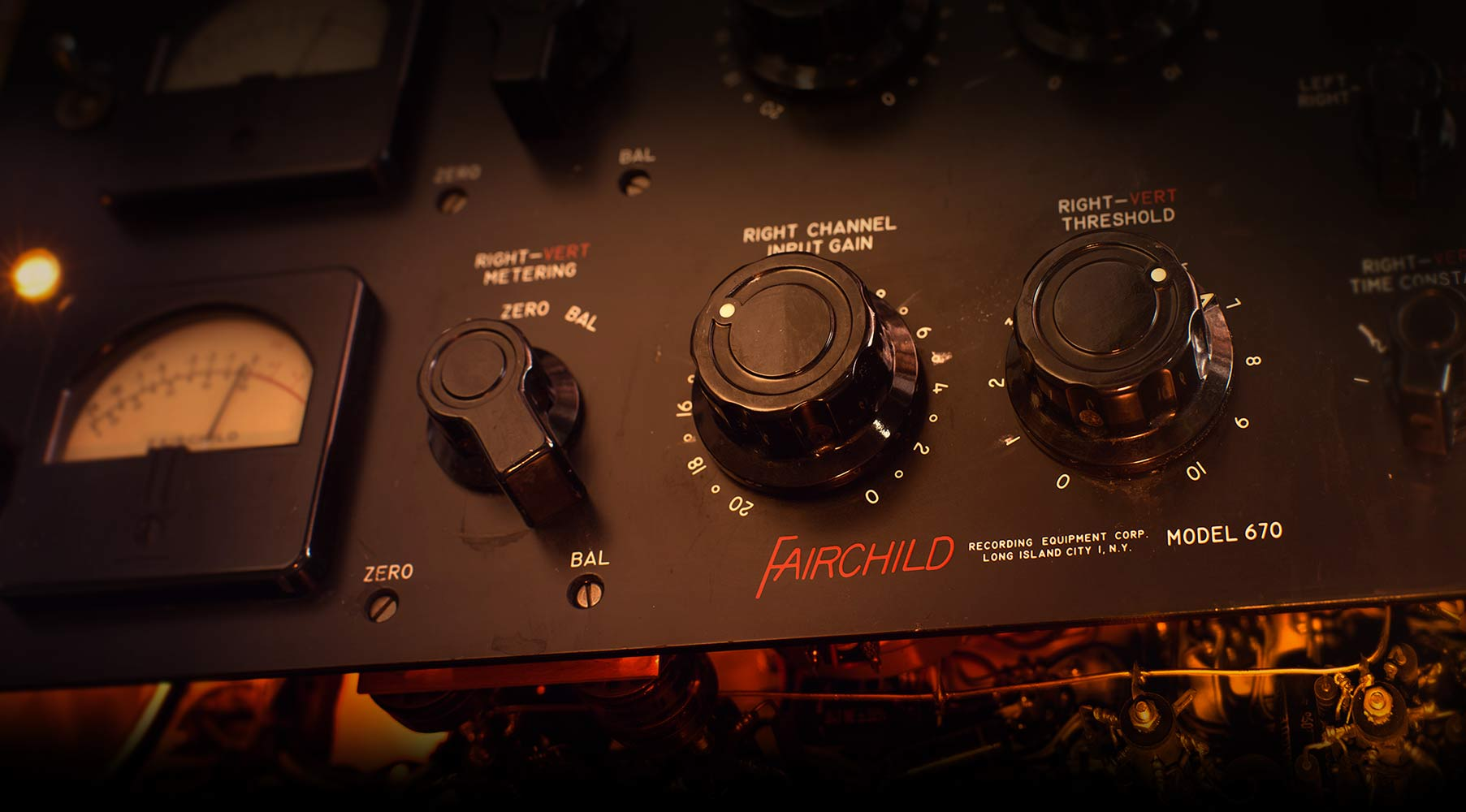 Fairchild® Tube Limiter Collection
