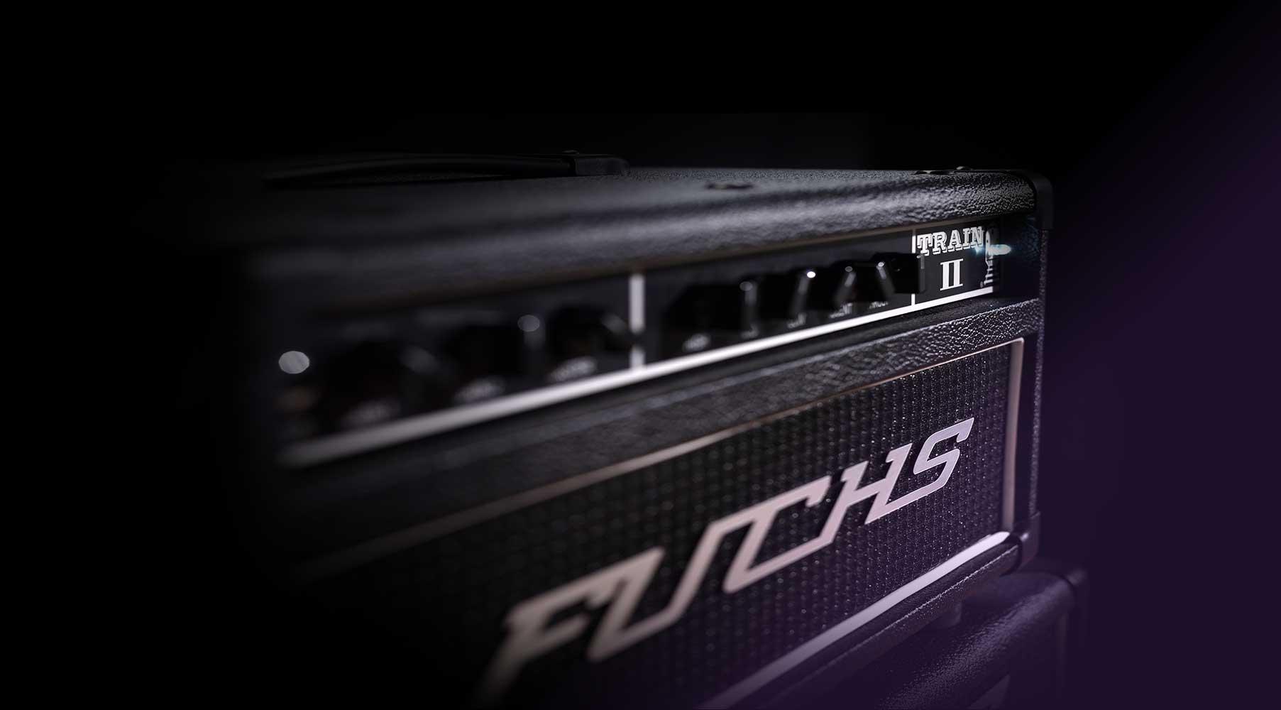 Fuchs Train II Amplifier