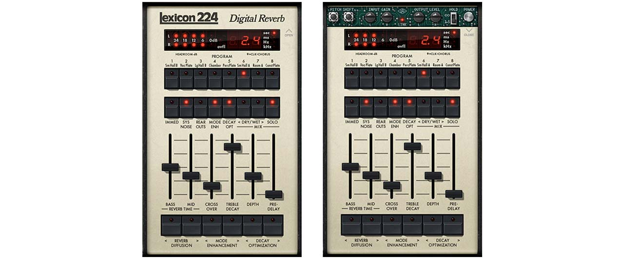 Lexicon 224 Digital Reverb