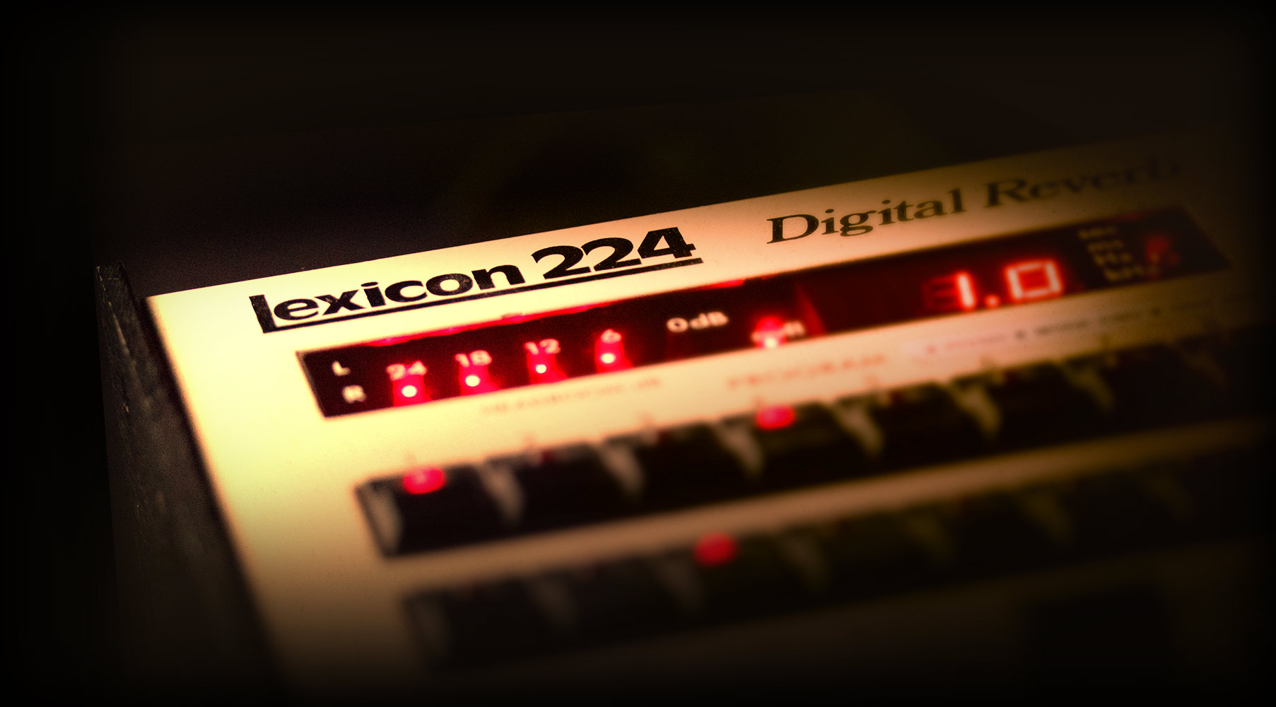 Plug-In Lexicon® 224 Digital Reverb