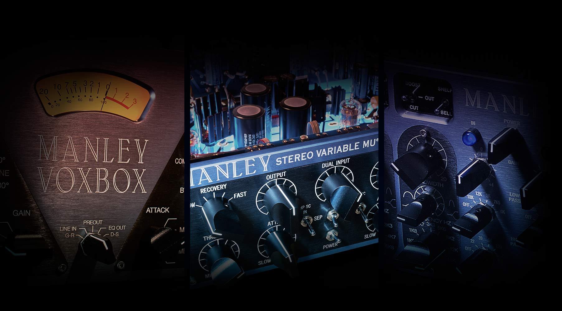 Manley® Complete Bundle
