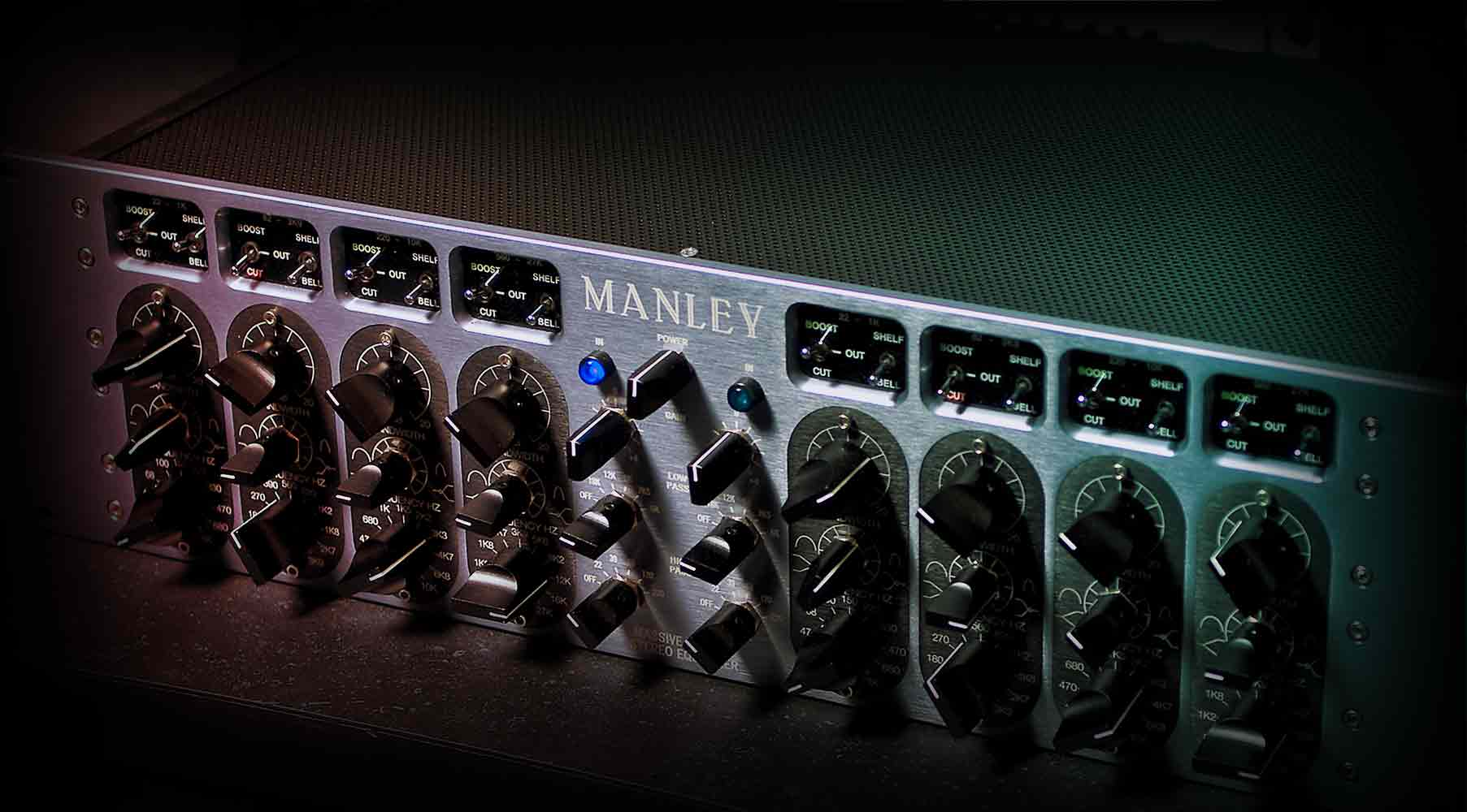 Plug-In Manley® Massive Passive EQ