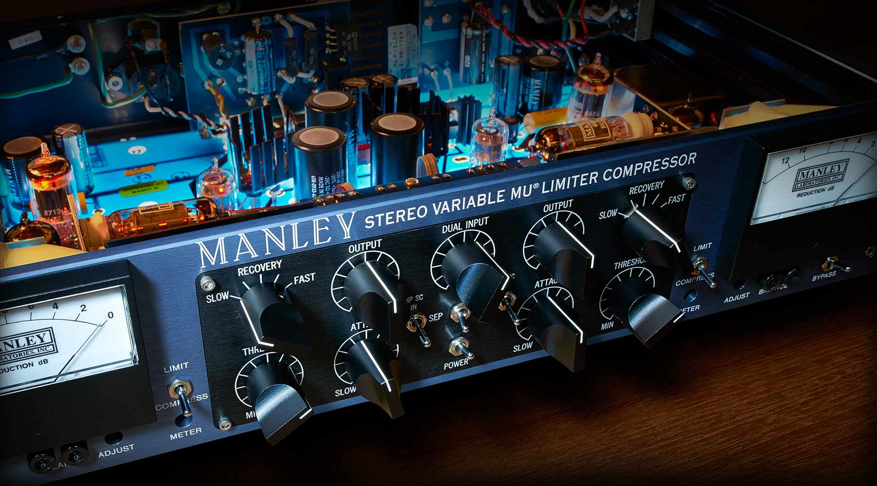 Manley® Variable Mu Limiter Compressor