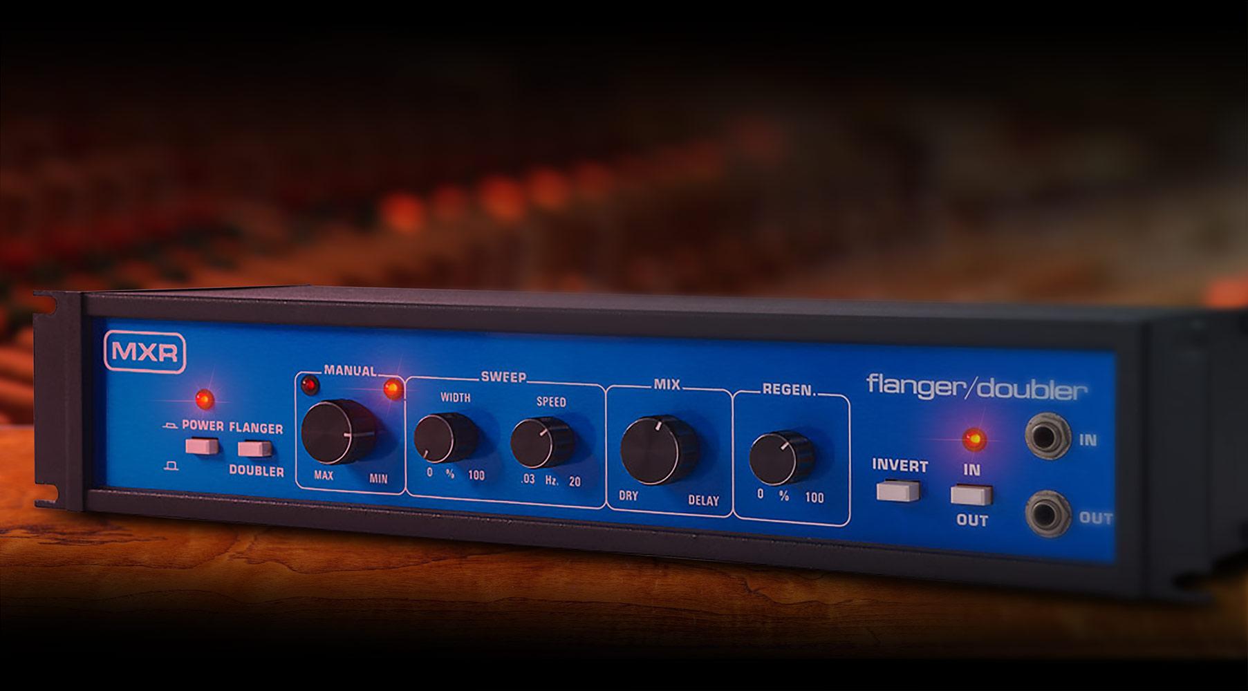 MXR® Flanger/Doubler
