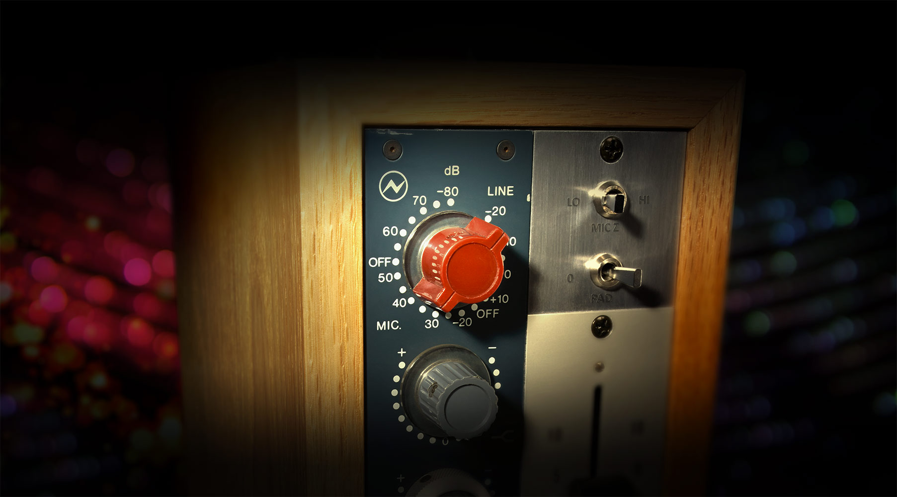 Neve® 1073 Preamp & EQ Collection