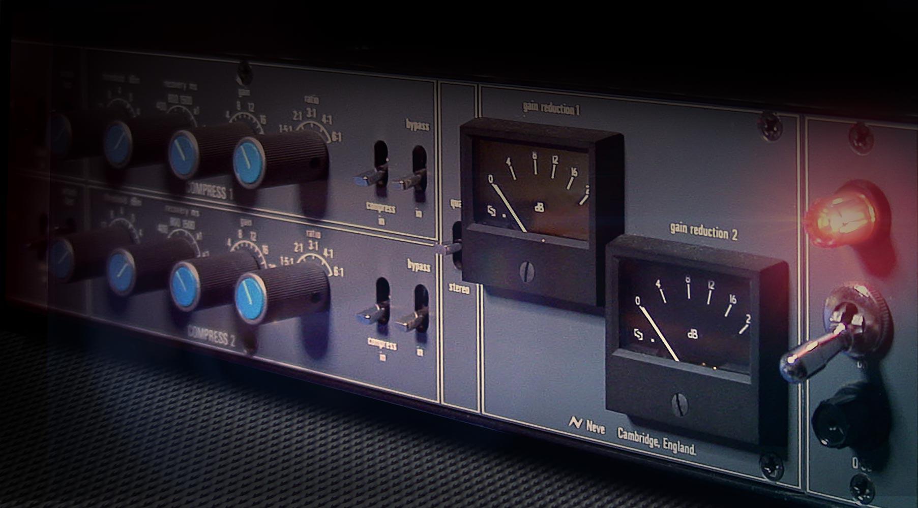 Plug-In Neve® 33609 / 33609SE Compressor