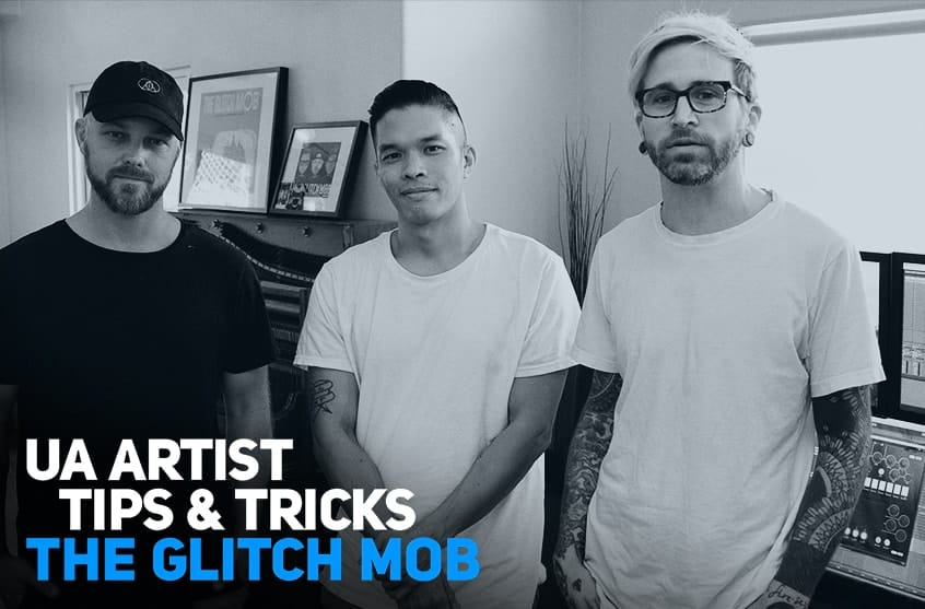 The Glitch Mob &<br />OTO BISCUIT 8‑Bit Effects