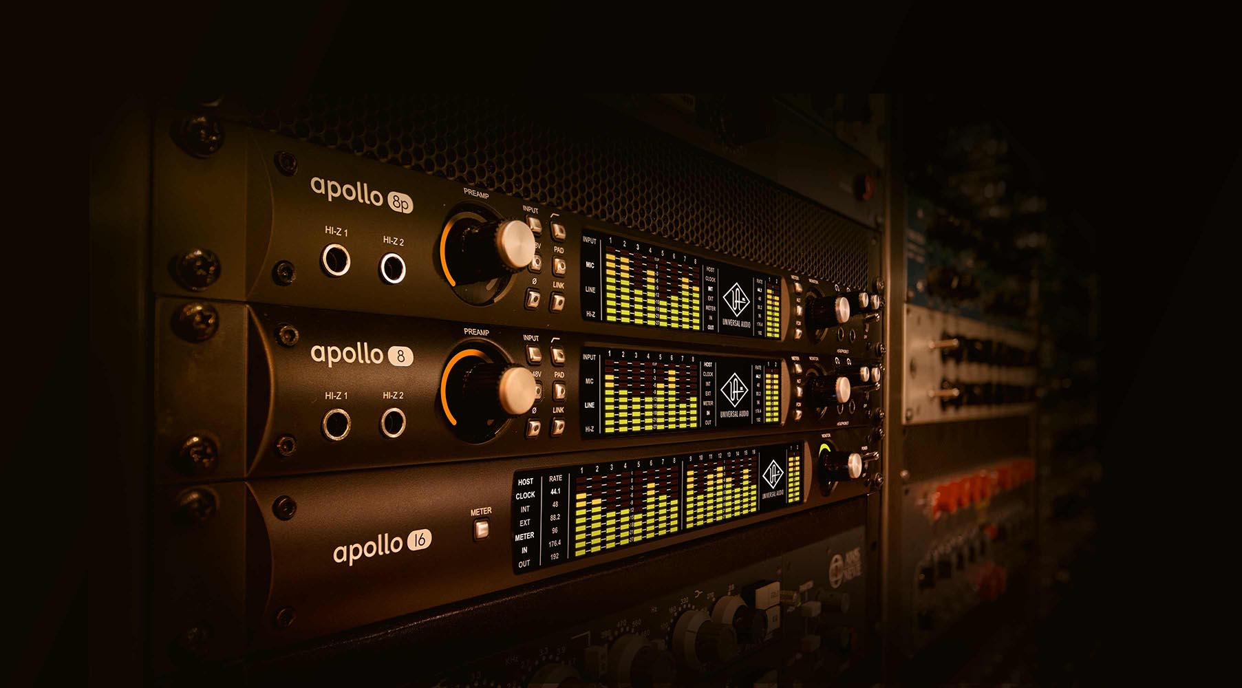 Universal Audio Audio Interfaces Uad Plug Ins