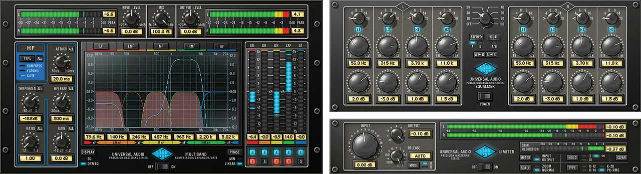 Precision Mastering Bundle
