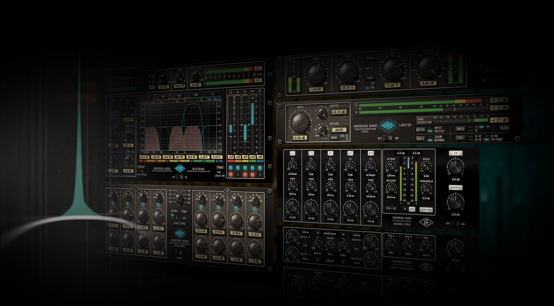 Plug-in Precision Multiband