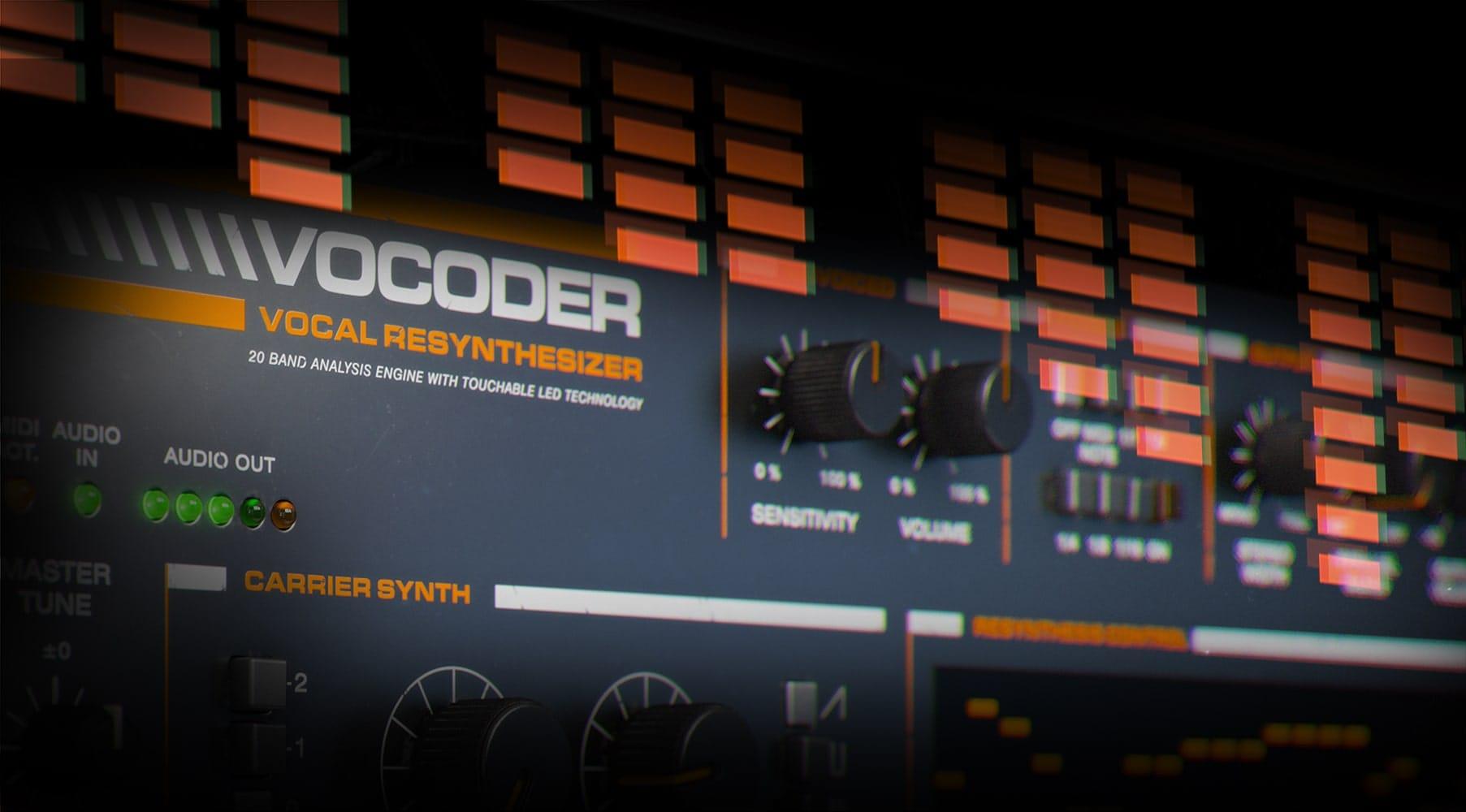Softube Vocoder