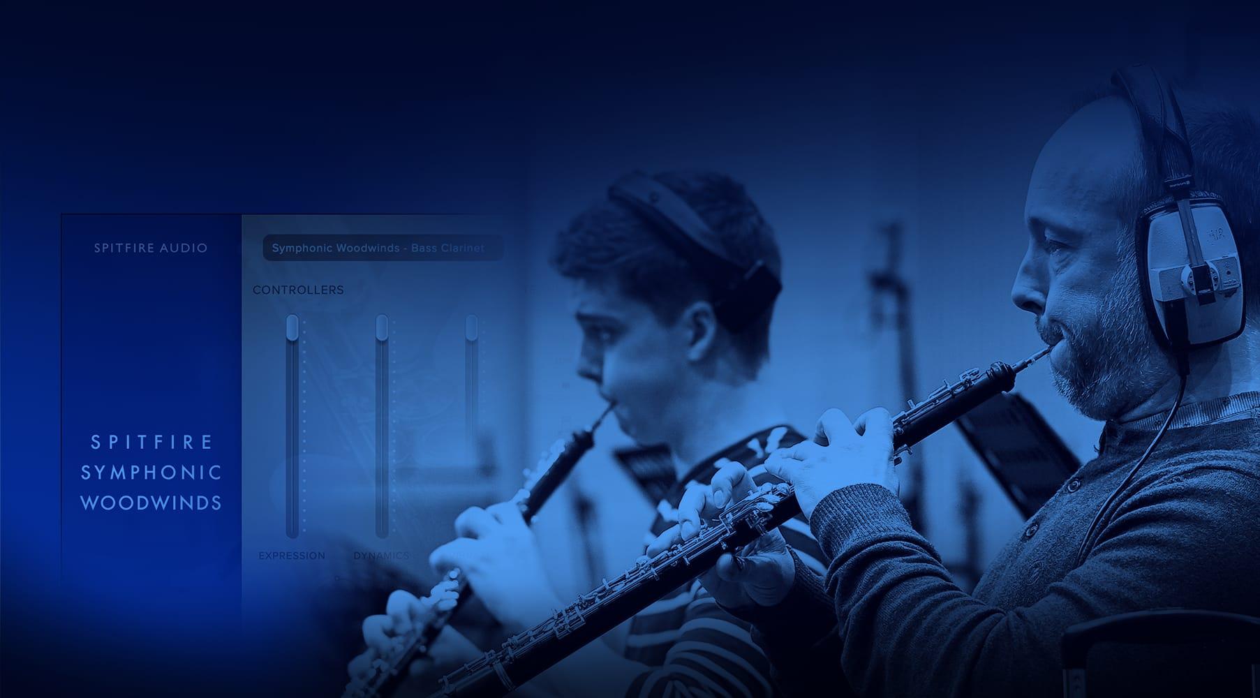 Spitfire Symphonic Woodwinds Collection