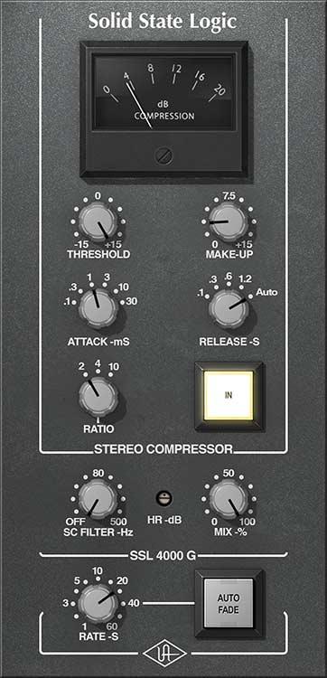 Ssl Comp Stereo Vst Download