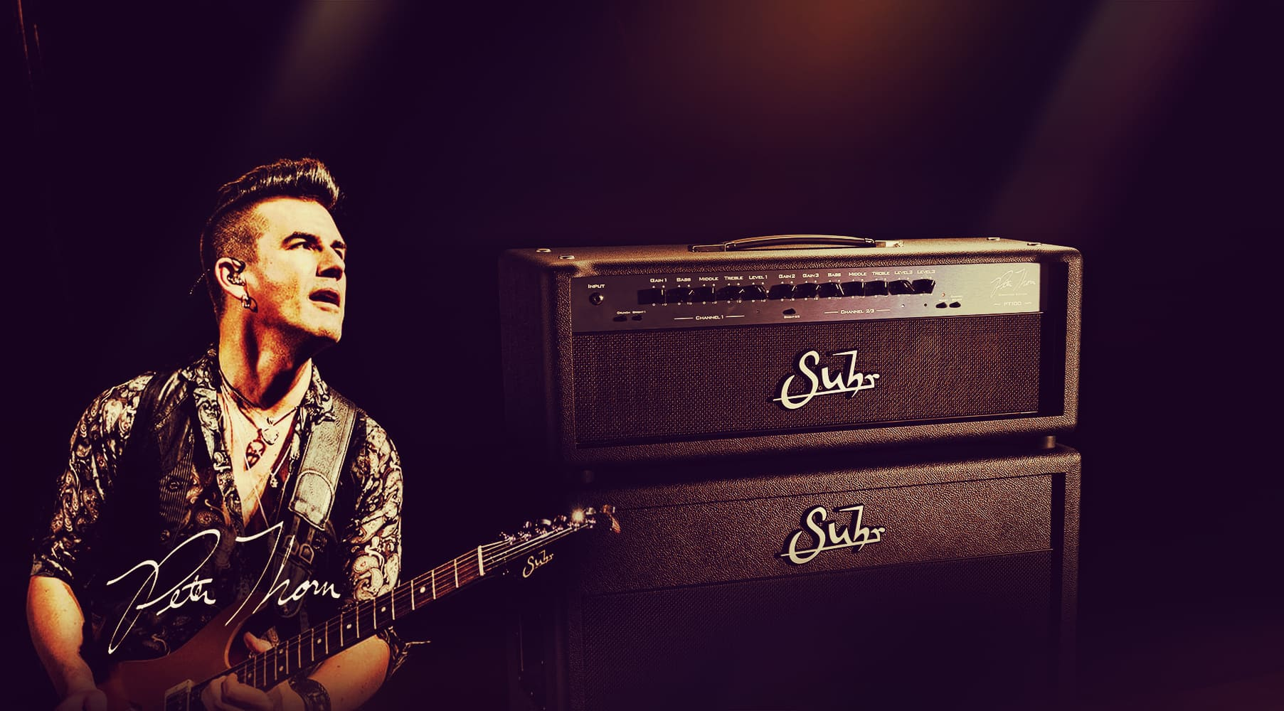 Suhr® PT100 Amplifier