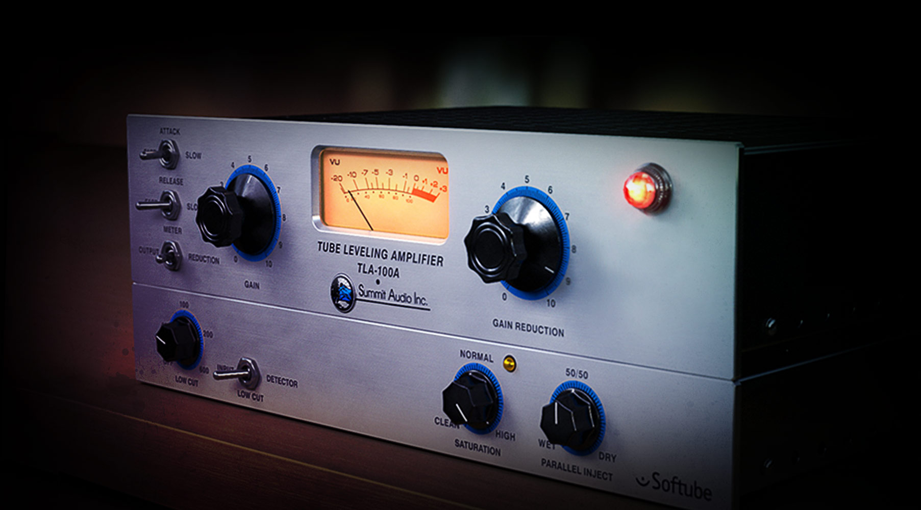 Plug-In Summit Audio TLA-100A Compressor