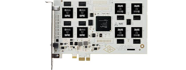 Uad 2 dsp pcie card uad accelerator universal audio next stopboris Image collections