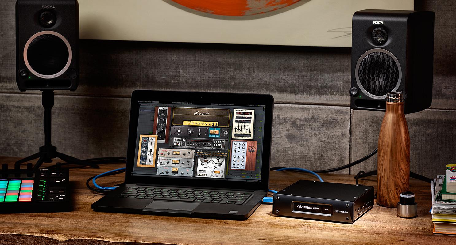 UAD 2 Satellite USB OCTO CUSTOM - Peripherals - Studio +