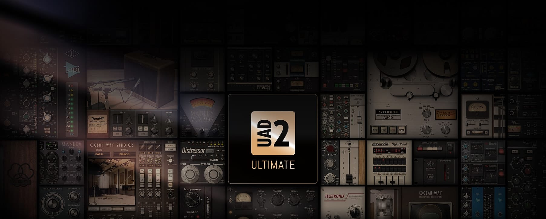 UAD Ultimate 6