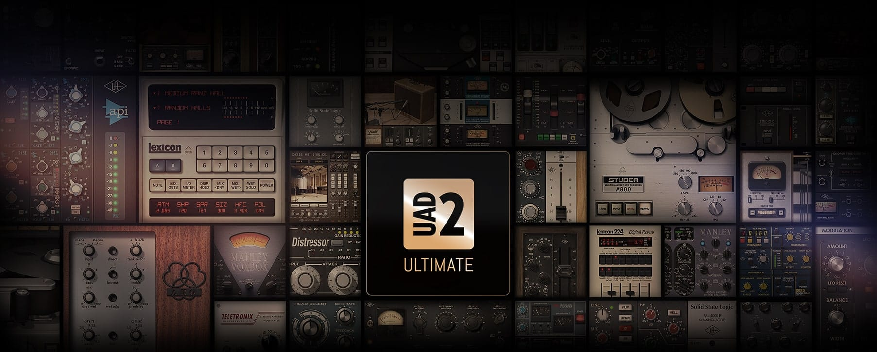 UAD Ultimate 8