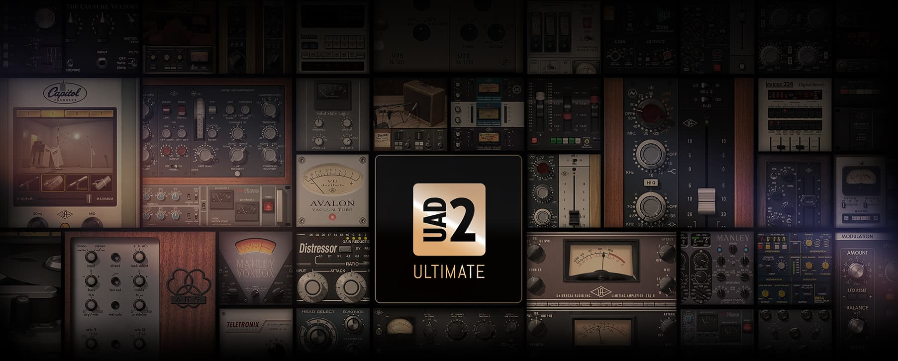 Universal Audio UAD Ultimate 9
